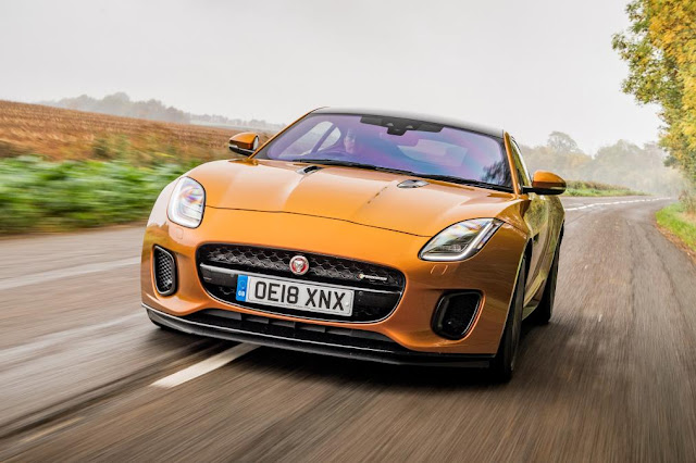Jaguar F-Type P380 2018