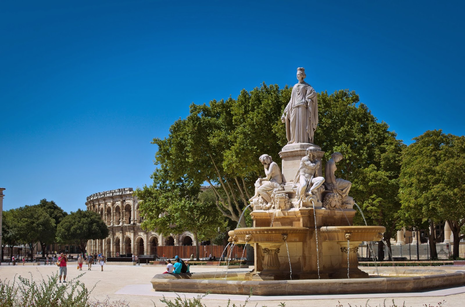 Esplanade Charles de Gaulle Nimes France Top Tips Before You