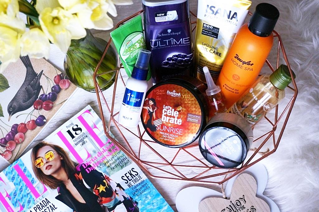 Kosmetyczni ulubieńcy marca
