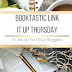 Booktastic Link It Up Thursday #18