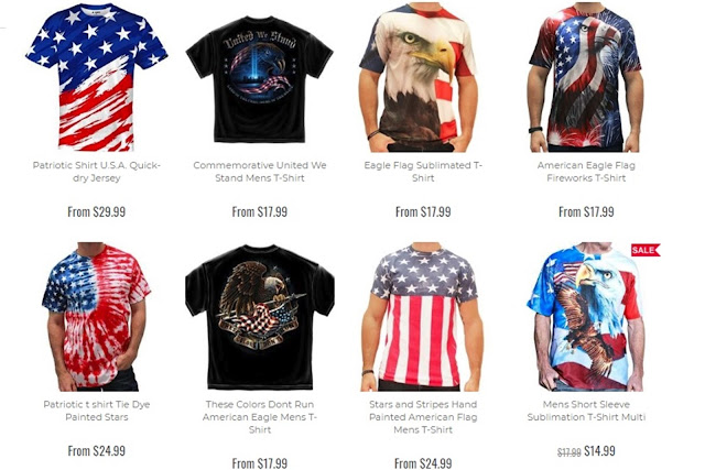 patriotic t-shirts design, men's t-shirt