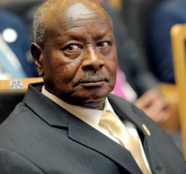 """Men shouldn't cook"" Uganda's president says"
