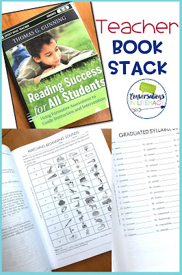 Teacher Book Stack Must Read Books for Teachers Reading Success for All Students