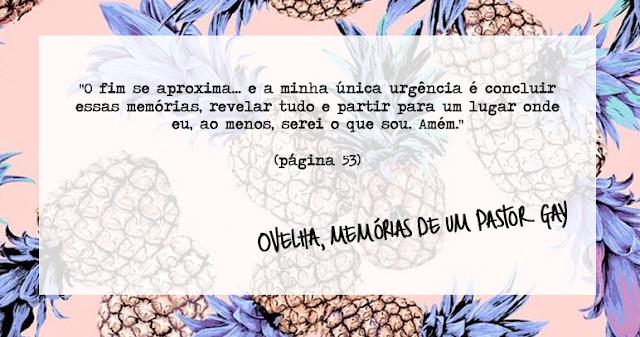 Joana leu: Ovelha, memórias de um pastor gay, Gustavo Magnani