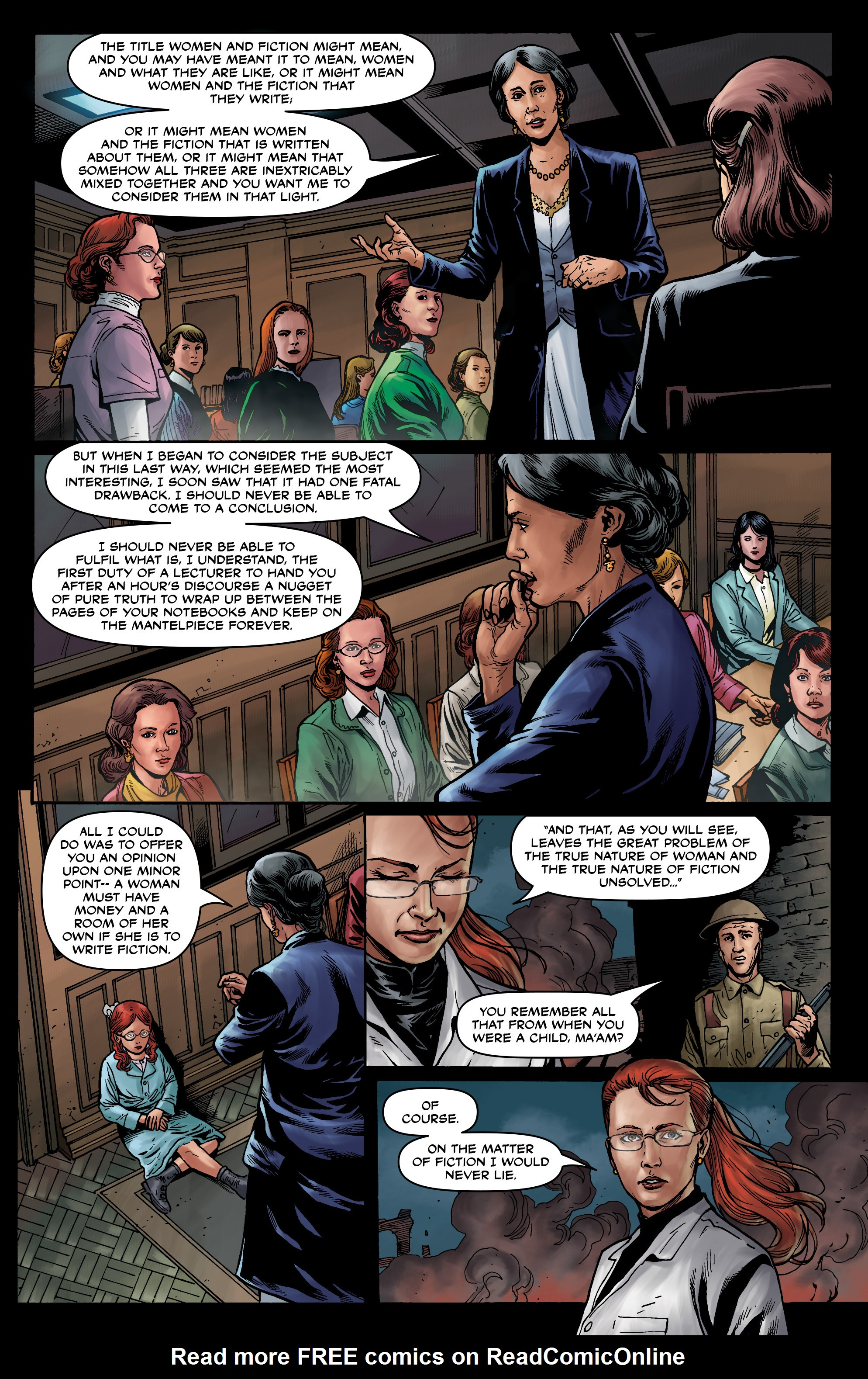 Read online Uber comic -  Issue #12 - 8