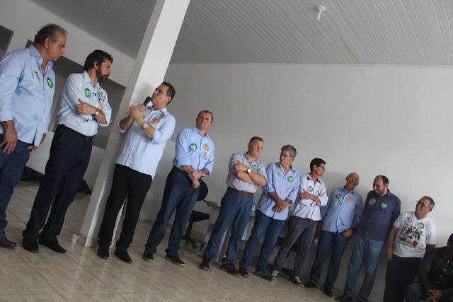 Maurão  iniciam campanha em Nova Mamoré
