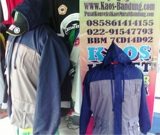 Tempat Pusat Pabrik Kaos Sablon Jaket Kaos Baju Murah di Bandung Jetset Surapati 169