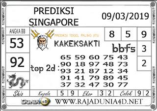 Prediksi Togel SINGAPORE DUNIA4D 09 MARET 2019