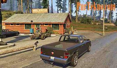 Cara Mengatasi LAG Game GTA 5