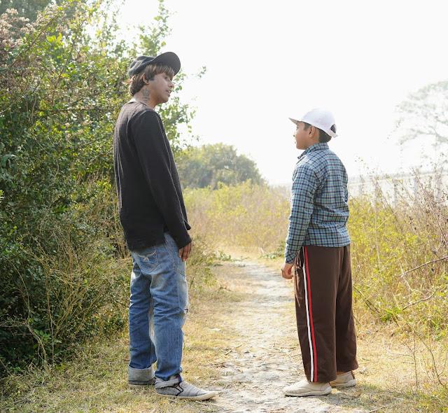 Sourajit Saha & Nephew Rick 5