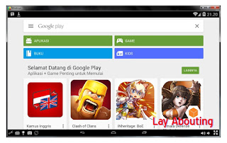 Windroye 2.8 Terbaru  Emulator Android For PC