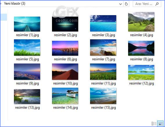 Windows yeniden adlandırmada-www.ceofix.com