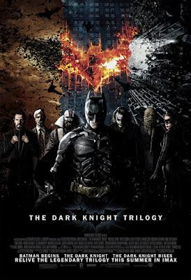 Batman Trilogía DVD R1 NTSC Latino