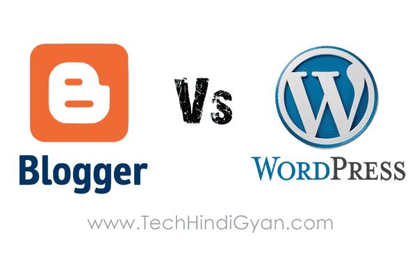 Blogger Aur Wordpress ? Konsa Best Platform Blogging Ke Liye