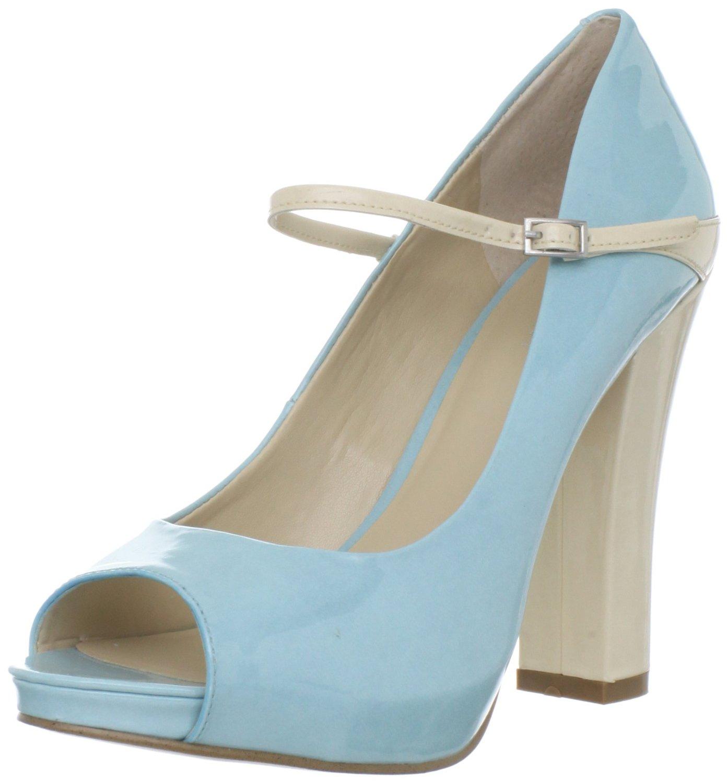 Nine West Women S Topshoe Peep Toe Pump All About Shoes