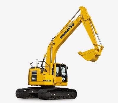 Dapatkan berbagai macam alat berat merk caterpillar dengan harga terbaik disini. Komatsu Excavators PC228USLC-10 - Alat Berat