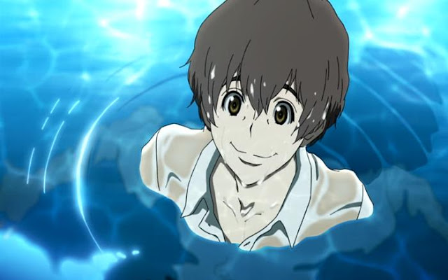 Zankyou no Terror - Anime Sci-Fi Terbaik Summer 2014