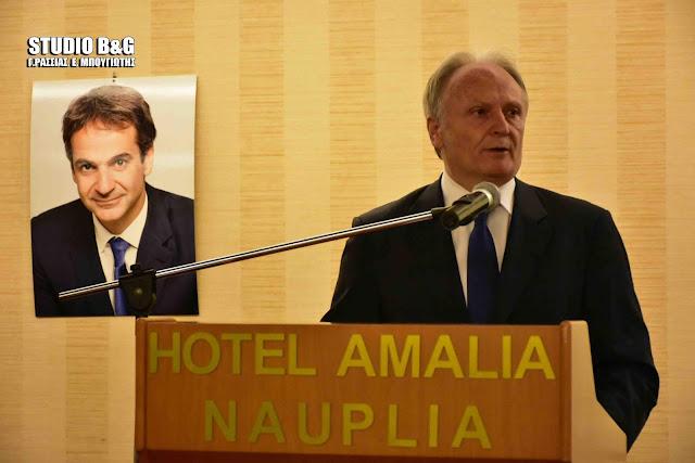 Γ. Ανδριανός: Θα κερδίσουμε τον αγώνα που θα φέρει μέσα στο 2019 τη Νέα Δημοκρατία στην Κυβέρνηση