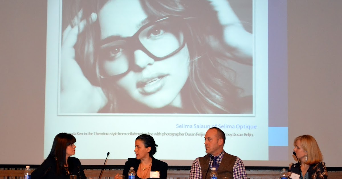 859dfc965bae Selima Optique  Initiative of Art   Culture s Fashion Conference   One of a  Kind