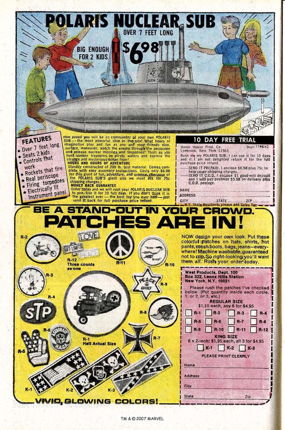 Read online Captain America (1968) comic -  Issue # _Annual 2 - 18