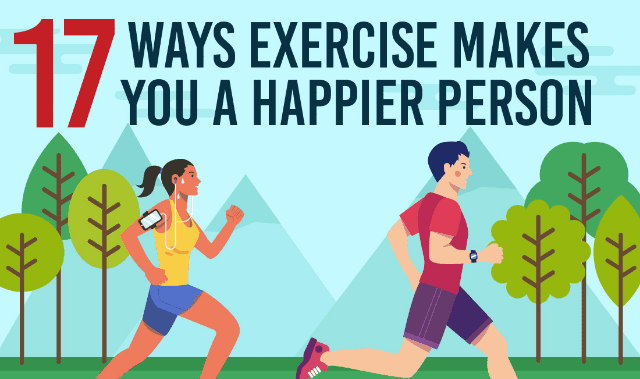 17 Ways Exercise Makes You a Happier Person