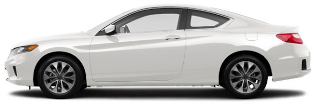 Honda Accord Coupe LX-S CVT White