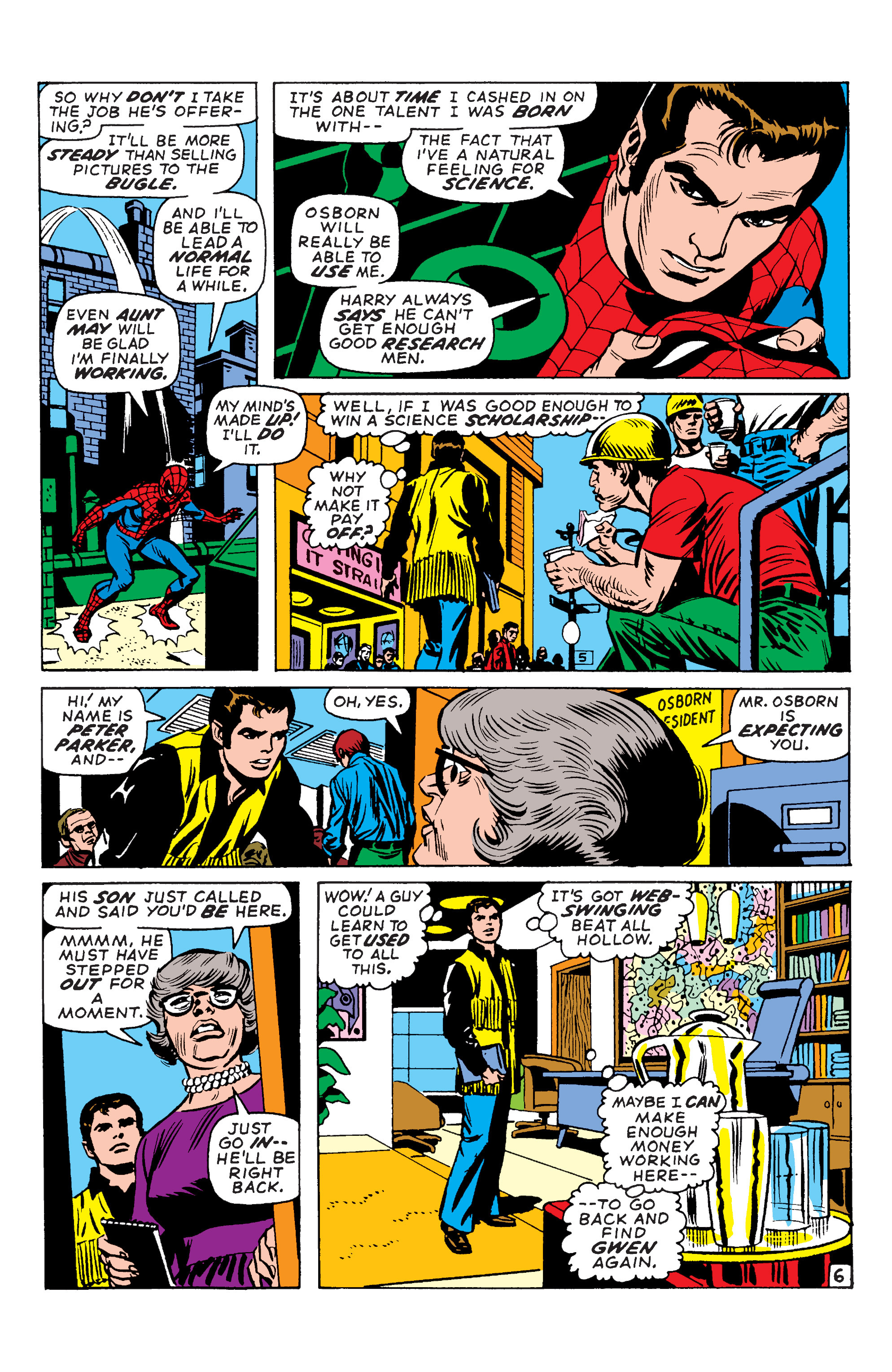 The Amazing Spider-Man (1963) 96 Page 6
