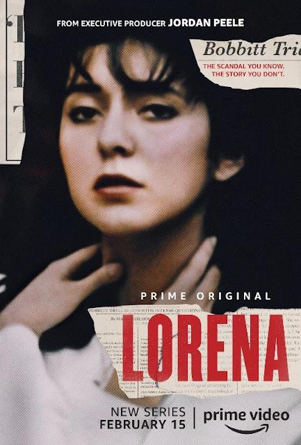 Lorena, Docuserie, Los Lunes Seriéfilos, Amazon, Póster