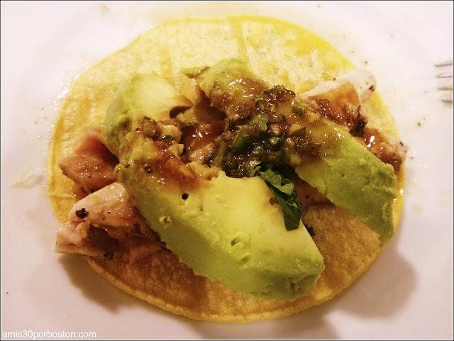 Tacos de Cerdo al Pastor