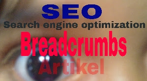 Cara Memasang Breadcrumbs agar blog SEO Friendly