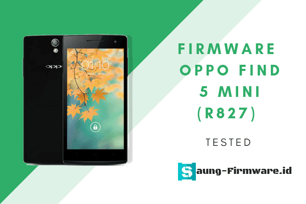 Cara flash Oppo Find 5 Mini (R827) dengan spflashtool Tested