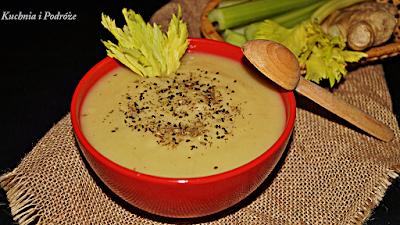 Zupa krem z selera