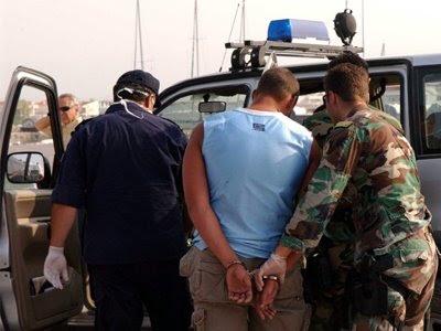 Συνελήφθη στα Σύβοτα Θεσπρωτίας 69χρονος, ιδιοκτήτης ταχύπλοου, χωρίς χαρτιά