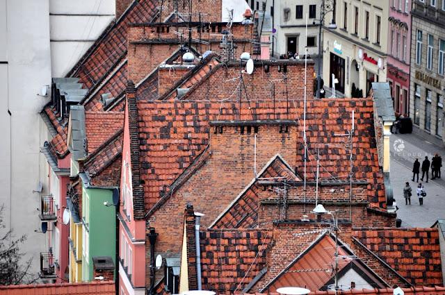 #lookdown czyli Wrocław oglądany z góry