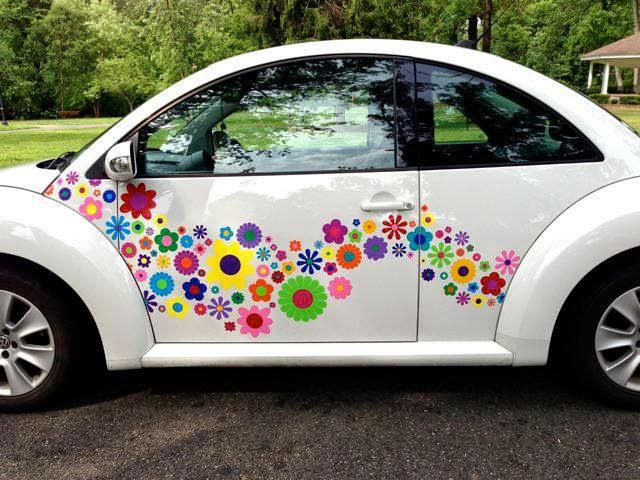 flower car decals stickers wallpaper desktop hd 640 x 480. Black Bedroom Furniture Sets. Home Design Ideas