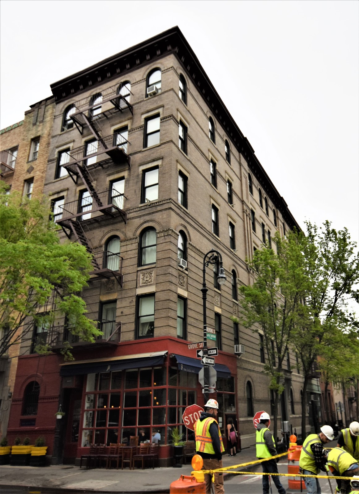 As The 19th Century Drew To A Close Greenwich Village Was No Longer Quiet Hamlet It Had Been Nearly Earlier Apartment Buildings Replaced