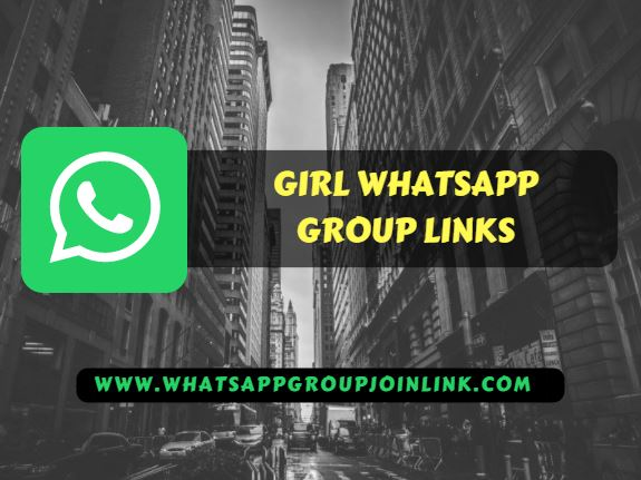 Latest Girls Whatsapp Groups Links for Join
