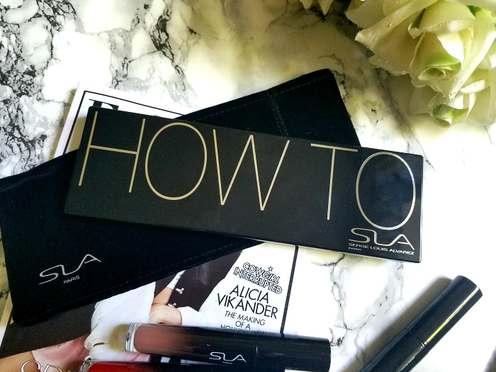 SLA Paris - HOW TO Lidschatten Palette - 54.00 Euro 1 - Madame Keke Beauty Blog