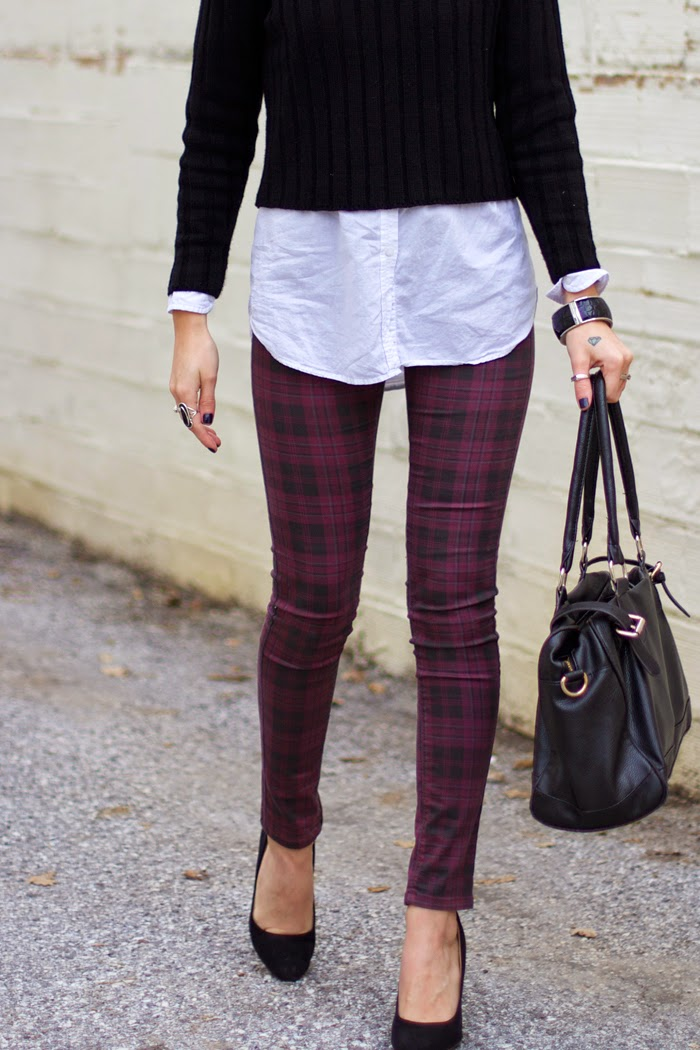 plaid-jeans-outfit