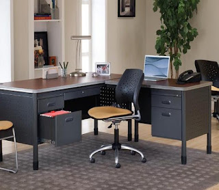 Industrial Office Desks