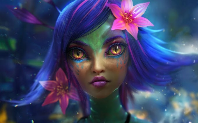 Neeko League of Legends Wallpaper
