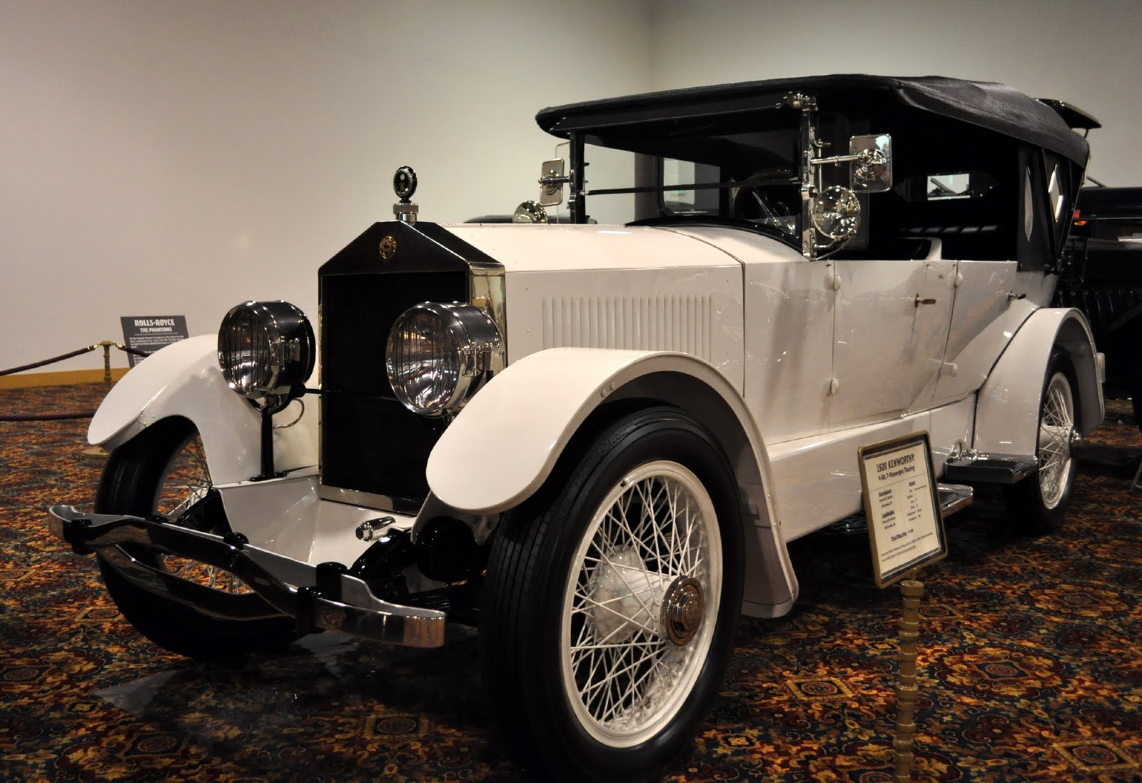 1920 Car: Just A Car Guy: Cars From The 1920's At The Nethercutt
