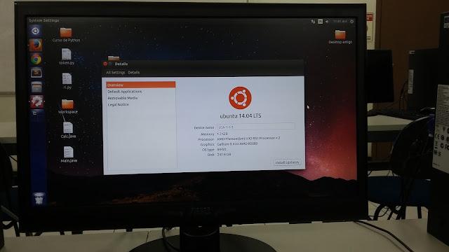Ubuntu na UFRRJ