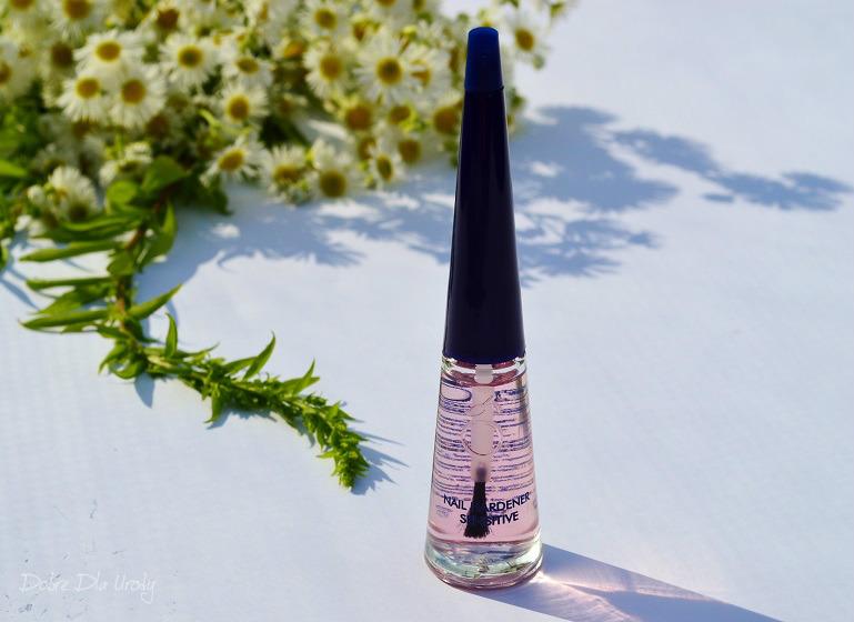 Herome Nail Hardener Sensitive - Odżywka utwardzająca paznokcie
