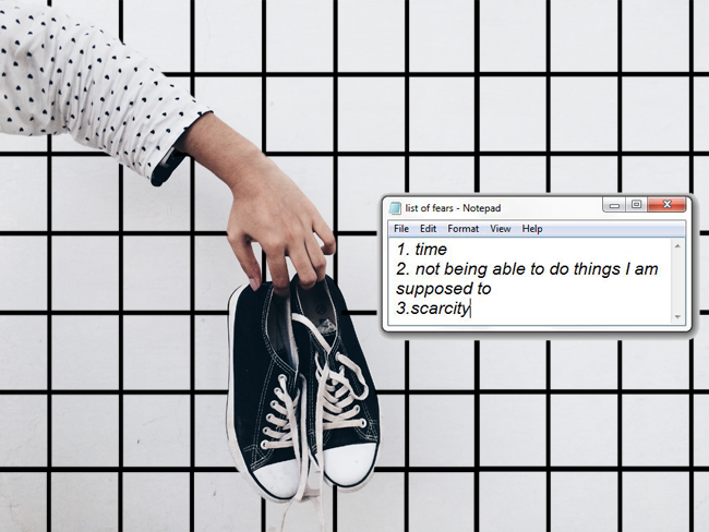 list of fears tumblr aesthetics grid graphics noors place blog