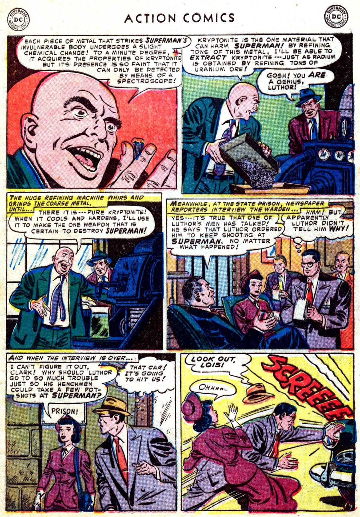 Action Comics (1938) 183 Page 8
