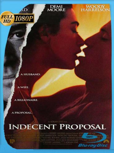 Una Propuesta Indecente (1993) HD [1080p] Latino Dual [GoogleDrive] TeslavoHD