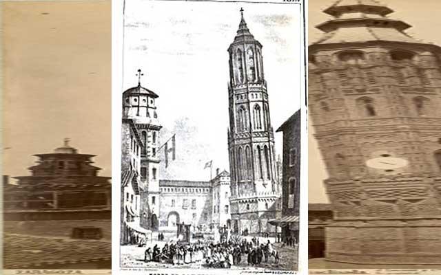 Jika ditanya soal menara mana yang miring Selain Menara Pisa, Menara Di Dunia Ini Tak Kalah Miring