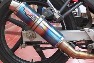 3 Knalpot Racing Terlaris Berbagai Merk Motor