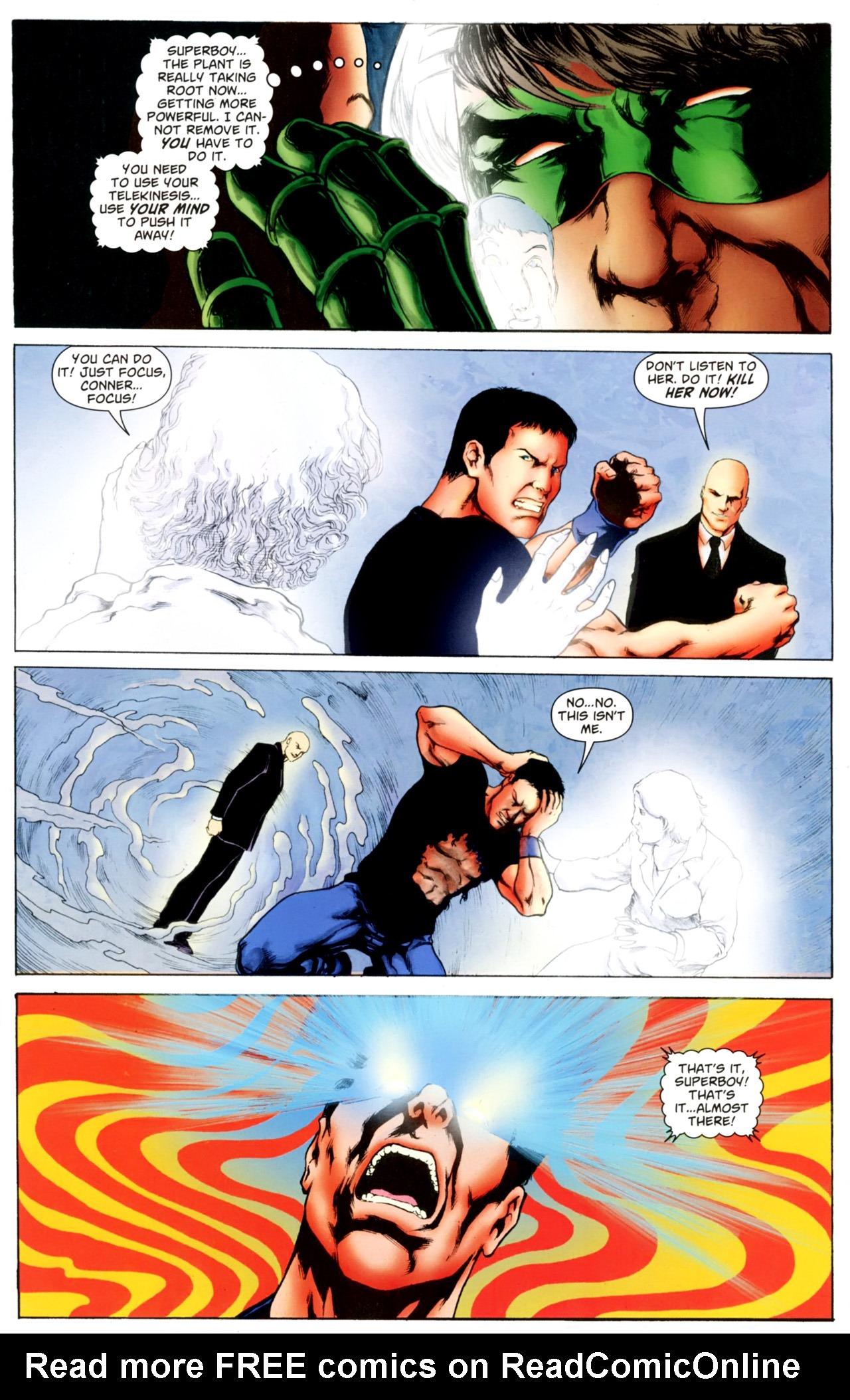 Superboy [I] Issue #7 #7 - English 27